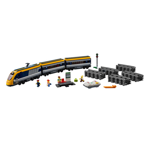 LEGO City 60197 - Passenger Train