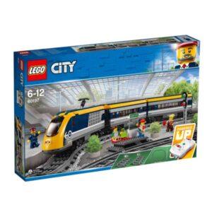 LEGO City 60197 – Пътнически влак