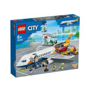 LEGO City Airport 60262 – Пътнически самолет