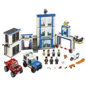 LEGO City Police 60246 – Полицейски участък
