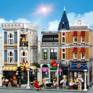 LEGO Creator Expert 10255 – Градски площад