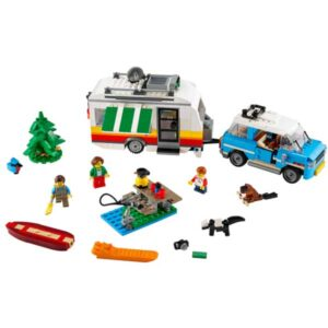 LEGO Creator 31108 – Семейна ваканция с каравана