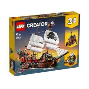 LEGO Creator 31109 – Пиратски кораб