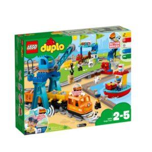 LEGO DUPLO 10875 – Товарен влак