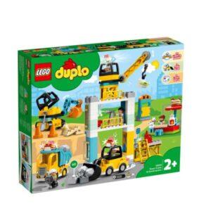 LEGO DUPLO Town 10933 – Строителен кран
