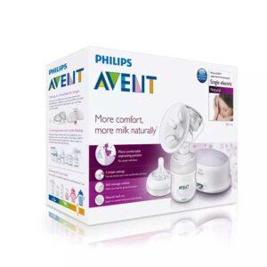 Единична електрическа помпа за кърма Philips Comfort