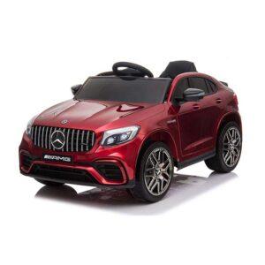 Акумулаторен джип Moni – Mercedes GLC 63 S AMG металик