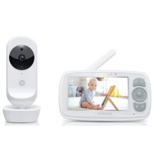 Видео бебефон Motorola EASE34