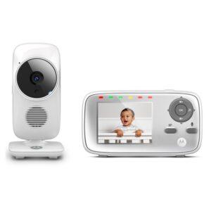 Бебефон с камера Motorola   MBP483