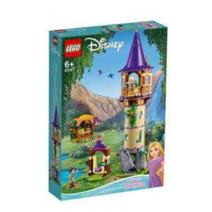 LEGO Disney Princess 43187 – Кулата на Рапунцел