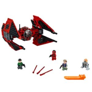 LEGO Star Wars 75240 – Major Vonreg's TIE Fighter