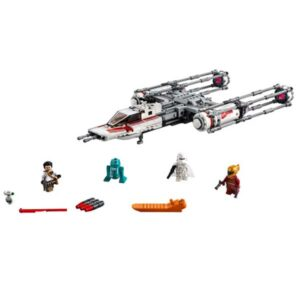 LEGO Star Wars 75249 – Y-wing Starfighter на Съпротивата