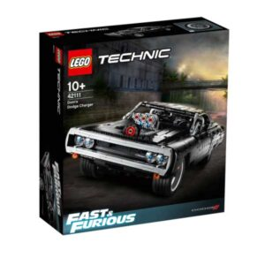 LEGO Technic 42111 – Dom's Dodge Charger
