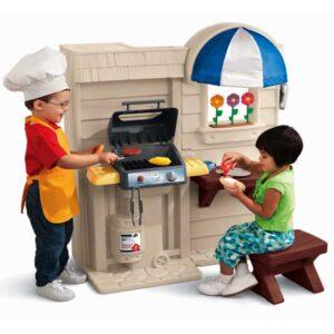 Детска Кухня с грил