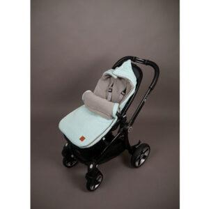 Чувалче за бебешка количка Kaiser Knitty