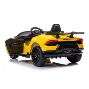 Aкумулаторна кола за деца Lamborghini Huracan