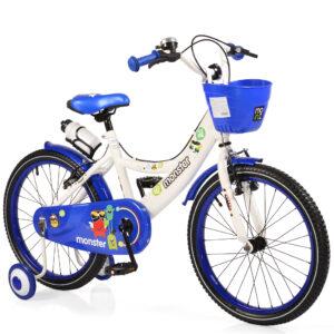Детски велосипед Moni 20″ 2081 син