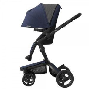 Mima Комбинирана количка Xari Sport – Black Denim