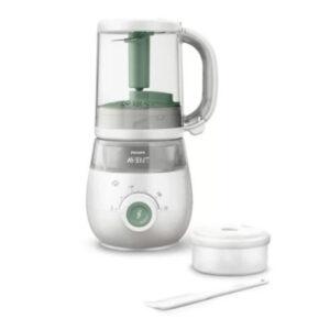 Philips Avent Комбиниран уред за здравословна бебешка храна 4 в 1