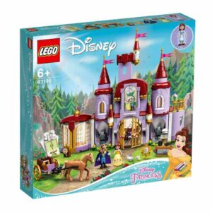 LEGO® Disney Princess™ 43196 – Belle and the Beast's Castle