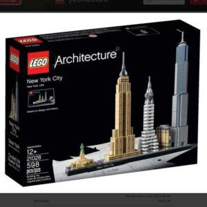 LEGO® Architecture 21028 – Ню Йорк