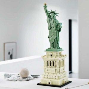 LEGO® Architecture 21042 – Статуята на свободата