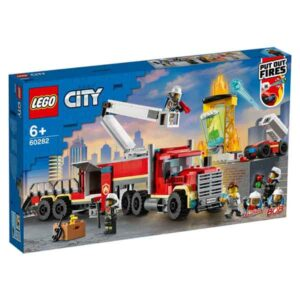 LEGO® City Fire 60282 – Команден център на пожарната команда