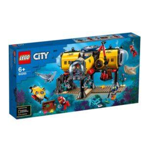LEGO® City Oceans 60265 – Изследователска база