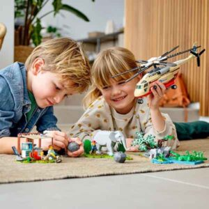 LEGO® City Wildlife 60302 – Спасителна операция в дивото