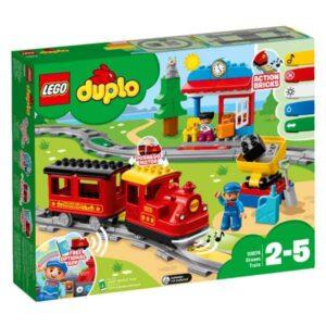 LEGO DUPLO Town 10874 – Парен влак