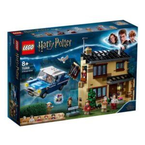 LEGO® Harry Potter™ 75968 – 4 Privet Drive