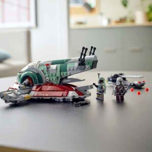 LEGO Star Wars 75312 – Boba Fett's Starship