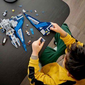 LEGO Star Wars 75316 – Mandalorian Starfighter